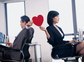 Señala investigación que 57% de los trabajadores encuentran el amor en la oficina