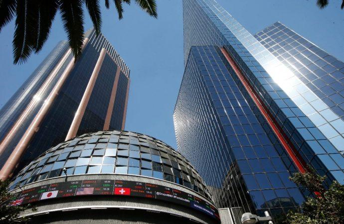 Bolsa Mexicana acumula ganancia semanal de 1.74 por ciento