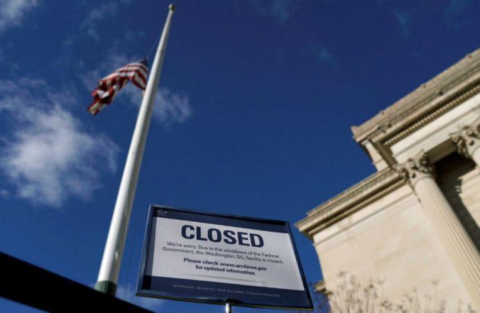 Sin avance presupuestal regresa posible paro de operación del gobierno de EUA