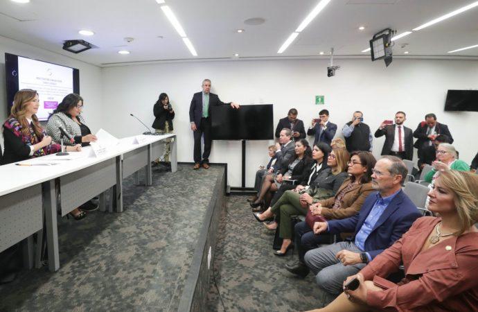 Demanda Citlalli Hernández a parlamento europeo apoyo al plan de desarrollo en México y Centroamérica
