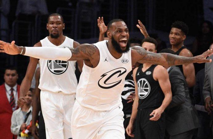 Team LeBron se lleva el All Star 2019 de la NBA