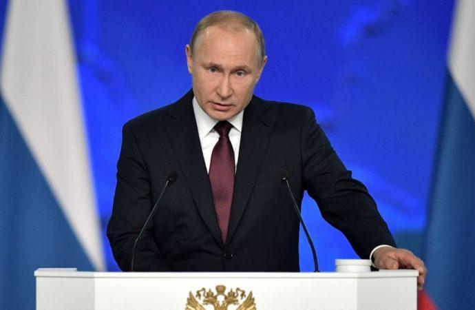Rusia está lista para una crisis de misiles similar a la cubana si EU la desea: Putin