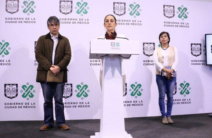 Gobierno Federal y GCDMX implementan Operativo contra la tala de árboles