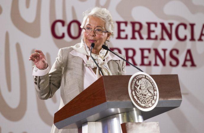 Iniciativa de reforma educativa, inclusiva y de avanzada: Olga Sánchez Cordero