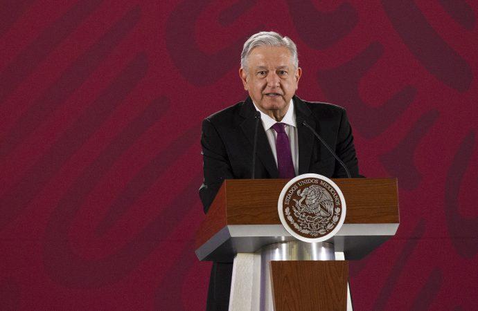 Cuotas para población abierta en el IMSS, son transitorias López Obrador