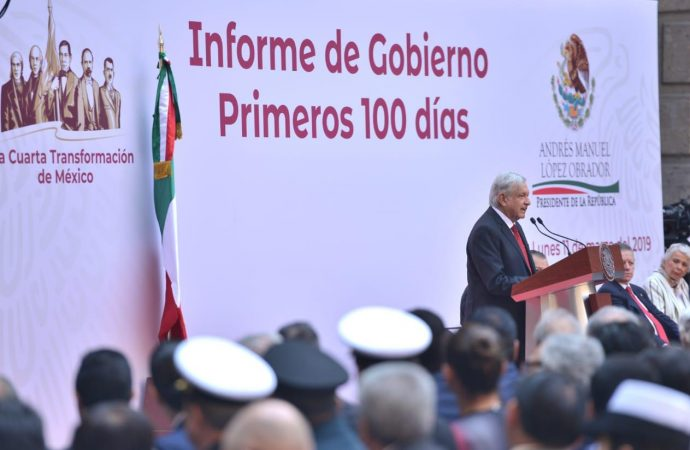 A 100 días del inicio del gobierno de la Cuarta Transformación, se avanza en la conformación de la Nueva Escuela Mexicana
