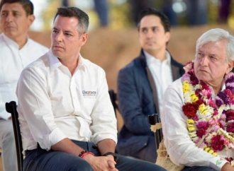 Se deslinda AMLO de rechiflas y abucheos a gobernadores de oposición