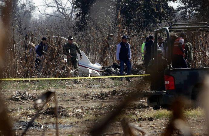 Se darán a conocer con toda precisión las causas del accidente del helicóptero en Puebla: Jiménez Espriú