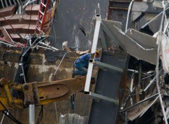 Al menos siete muertos y 13 heridos deja derrumbe de edificios en China