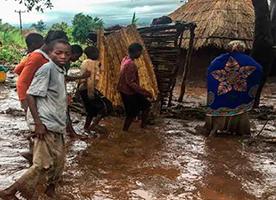Ciclón en sur de África: 200 muertos