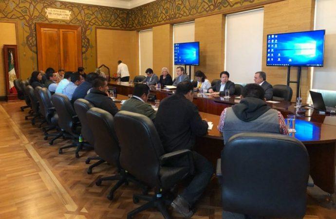 Garantizan diputados de Morena, SEP y Segob que reforma educativa respetará los derechos laborales de maestros