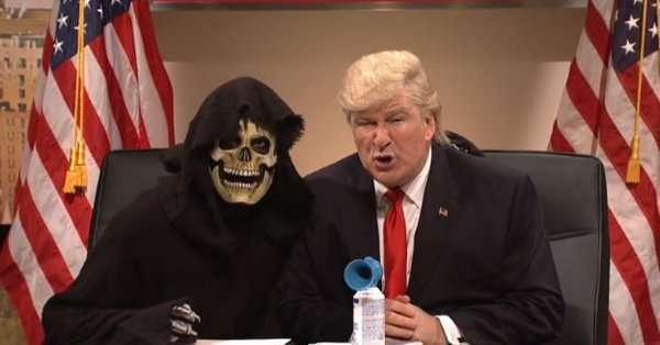 Donald Trump perseguirá a comediantes que se burlen de él