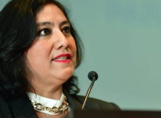 Vamos a fiscalizar los proyectos del Ejecutivo: Eréndira Sandoval