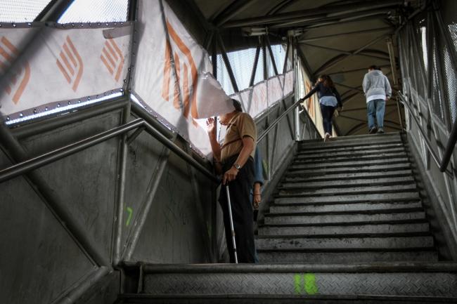 Escaleras de ascenso de Línea 7 del Metro volverán a operar este viernes