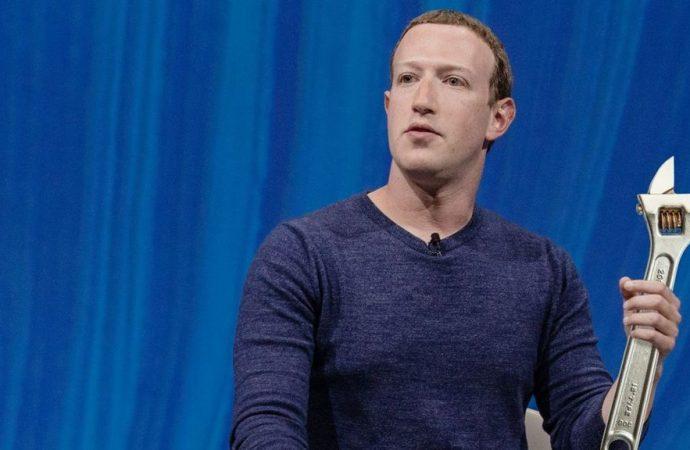 Zuckerberg le da mantenimiento a Facebook y te deja sin red social