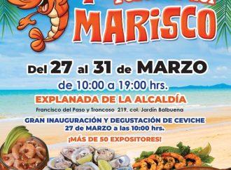 Alcaldía de Venustiano Carranza alista el 7º Festival del Marisco