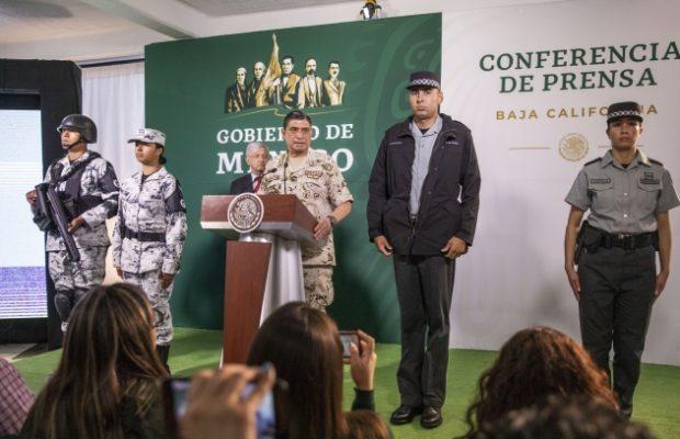 Sedena presenta uniformes de la Guardia Nacional