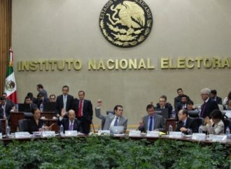 PRI solicita formalmente al INE organizar el proceso de renovación de su dirigencia nacional