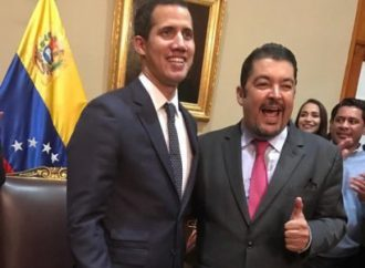 Fuerzas venezolanas detienen a jefe de despacho de Guaidó