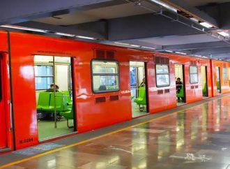El 4 de abril estarán reparadas las escaleras, informa el metro