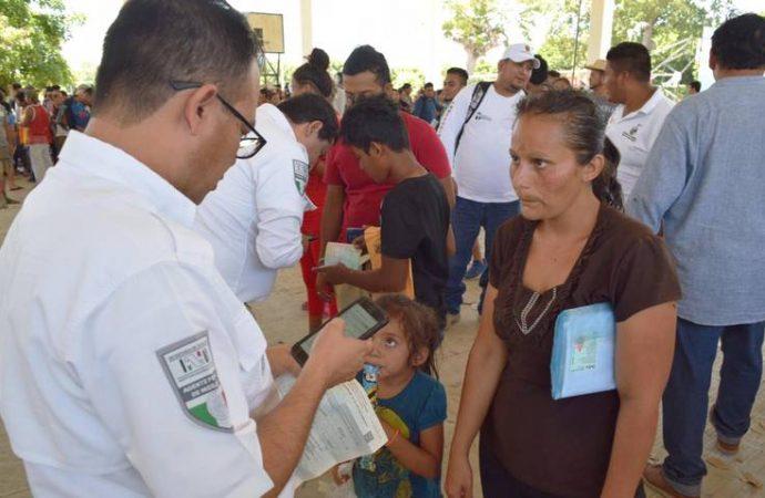 Detectan tráfico de órganos y menores en caravana migrante