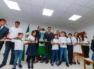 """El CEDAT inaugura la nueva casa de los """"niños genio"""" mexicanos"""