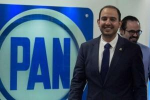 PAN, PRD y MC tendrán candidato común para gubernatura de Puebla