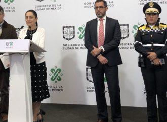 GobCdmx y Alcaldías se coordinaran para retiro de autos abandonados