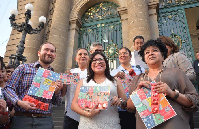 El diputado Temístocles Villanueva encabezó jornada de concienciación del VIH en Congreso CDMX