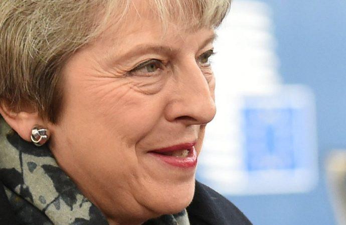 """""""Si no aprobamos el acuerdo, el Brexit puede perderse"""" Theresa May"""