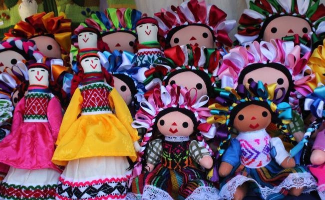 En riesgo, artesanías mexicanas por brechas generacionales: De la Peña Marshall