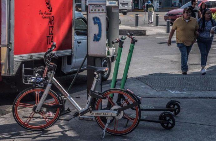 Ante congestionamiento, cada vez más capitalinos utilizan medios alternativos de transporte