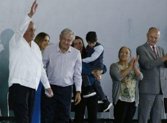 López Obrador pide comicios limpios en Puebla; quien cometa delitos irá a la cárcel