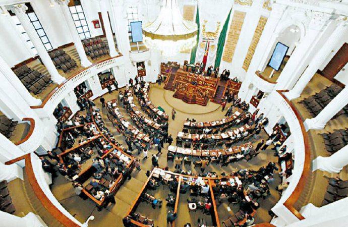 Congreso capitalino celebrará sesión solemne por Día de la Mujer