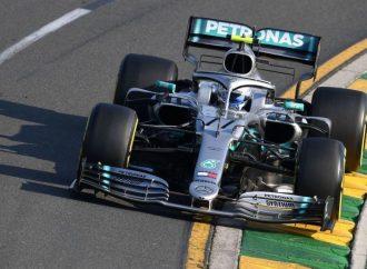 Bottas sorprende y gana el GP de Australia