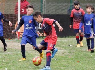 'Futbolfagia' infantil