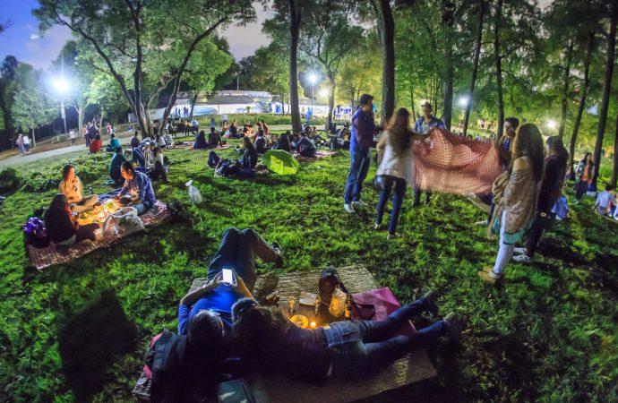 Próximo sábado Picnic Nocturno en bosques de Aragón y Chapultepec