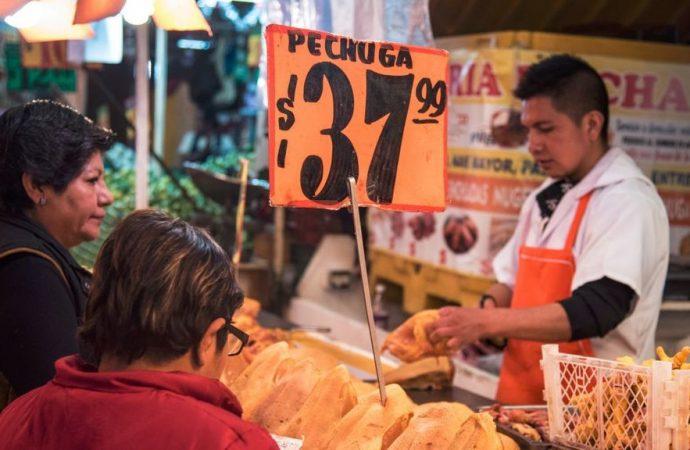 Inflación de febrero registra su nivel más bajo en 2 años