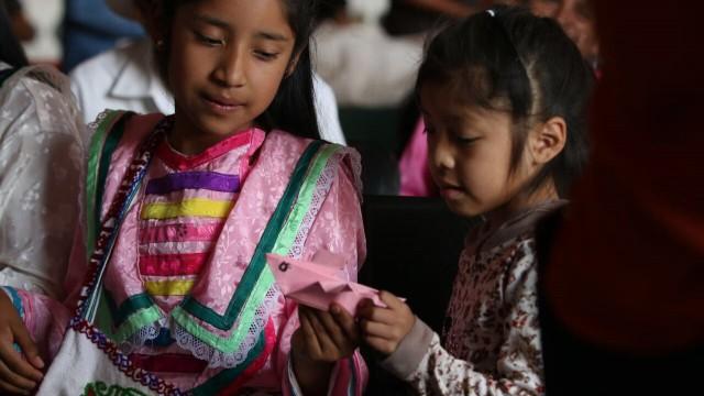 Sistemas normativos indígenas deben respetar derechos de niñas, niños y adolescentes