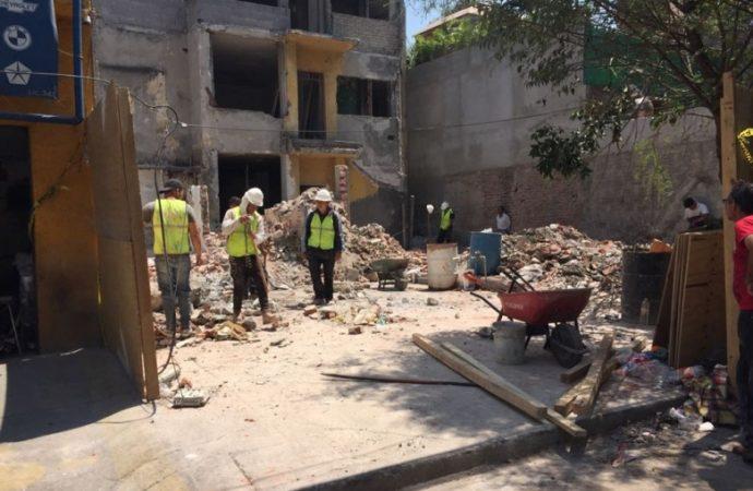 Álvaro Obregón se inunda de obras irregulares, denuncia Montes de Oca