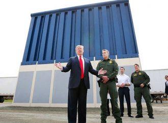 """""""No estoy bromeando"""", advierte Trump sobre cierre de la frontera con México"""