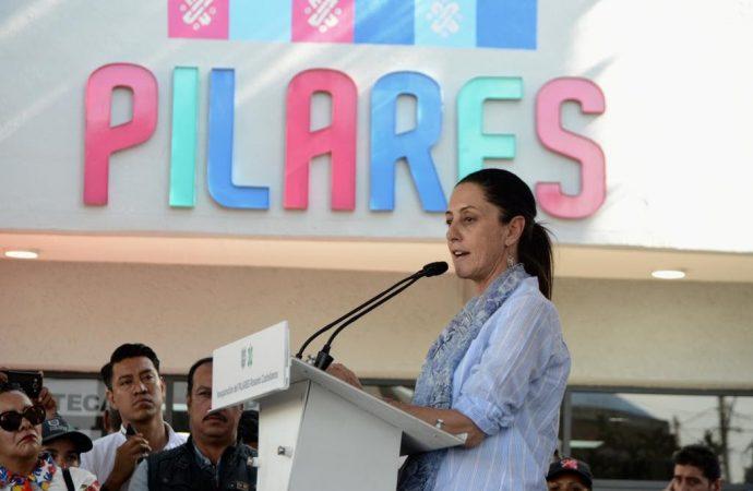 Llegan los PILARES a Tlahuac y Xochimilco