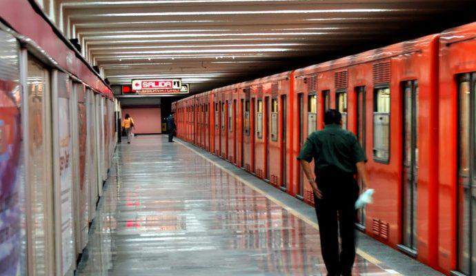 No sirve 64% de las cámaras de vigilancia del Metro