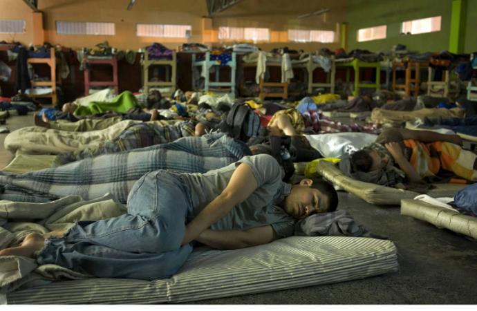 Migraciones forzadas