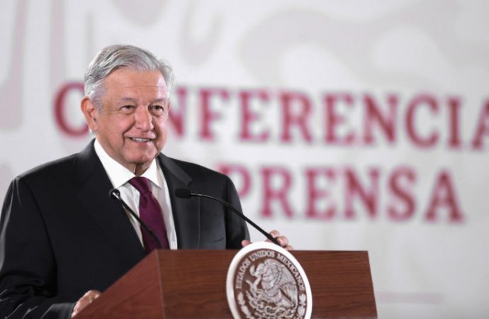 AMLO asegura que en 6 meses controla violencia e inseguridad en México