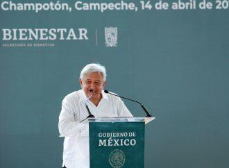 El sureste estaba marginado y requiere empleos y desarrollo: López Obrador