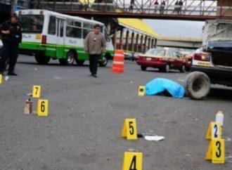 Sube 10% cifra de asesinatos en México en primer trimestre