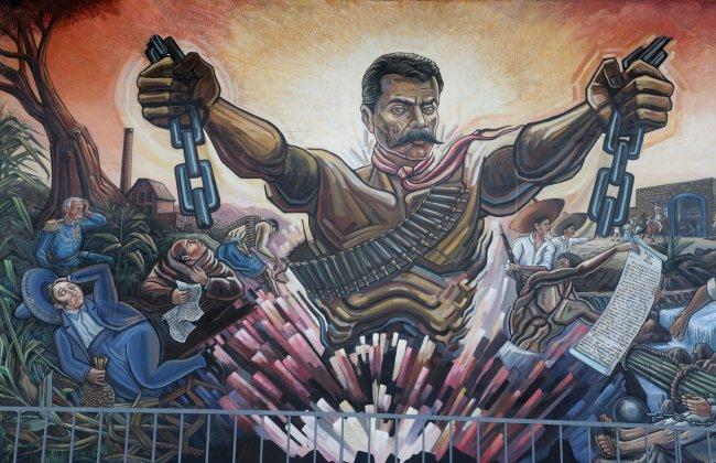 Evocarán ideales y legado del Caudillo del Sur en el Zócalo