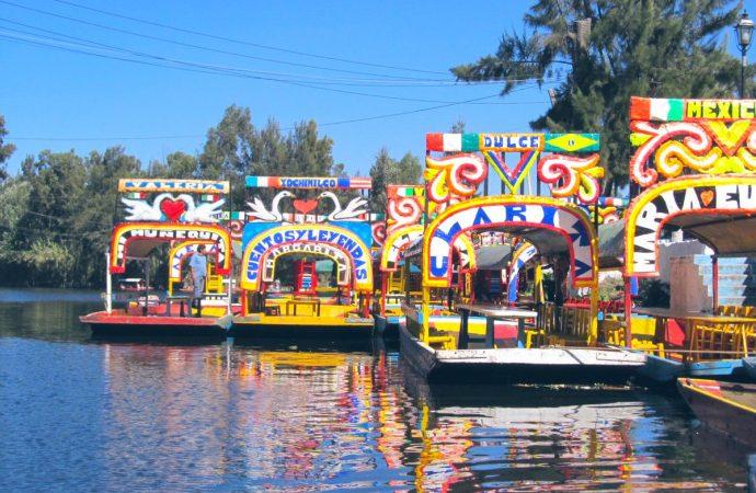 Documental expone transformación de ríos y lagos de la Ciudad de México