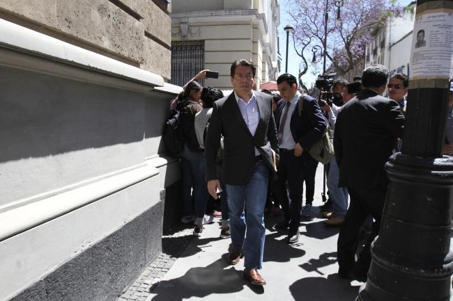 Si Reforma no pasa, se queda actual: Delgado